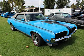 1970 Mercury Cougar Eliminator (32456757154).jpg