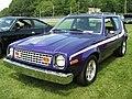 1977 AMC Gremlin blue g-Cecil'10.jpg