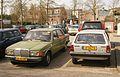 1981 Mercedes-Benz 200D & 1982 Volkswagen Polo C (8791352469).jpg