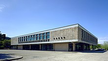 1982 Korea Military Academy Library 01.jpg
