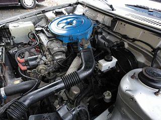 Mazda F engine Motor vehicle engine