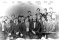 1985, Ленгосконсерватория, В.В.Галузин с учениками (и пригл. тубистами) после концерта класса и В.М.Буяновский.png