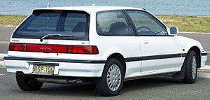 Honda Civic (fourth generation) - Hatchback