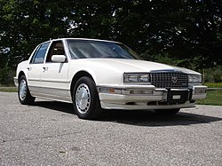 Cadillac Seville STS (1990)