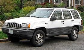 Jeep Grand Cherokee (ZJ) - Wikipedia