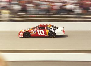 Ricky Rudd - Rudd at 1994 Brickyard 400.