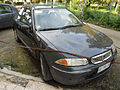 1996 Rover 214 Si - front.jpg