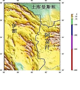 1997 northern iran earthquake map cn.JPG