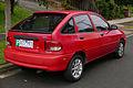 1998 Ford Festiva (WF) GLXi 5-door hatchback (2015-08-07) 03.jpg