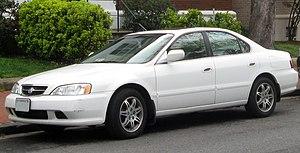Acura TL - 1999-2001 Acura TL