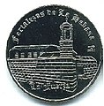 1 песо. Куба. 2007. Крепости - Ла-Фуэрса.jpg