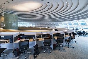 SMU School of Law - Inside the Kwa Geok Choo Law Library
