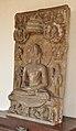 1st Jain Tirthankara Rishabhanatha - Circa 8th Century CE - Barsana - ACCN 18-1504 - Government Museum - Mathura 2013-02-23 5083.JPG