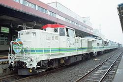 初代ノロッコ号編成(1997年7月23 ...