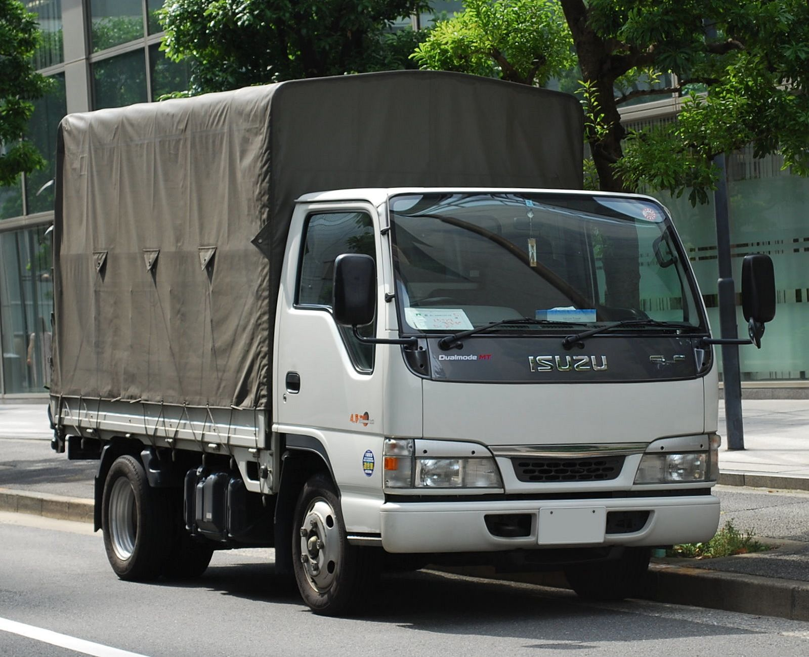 Isuzu Elf - The complete information and online sale with