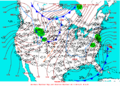 2004-03-10 Surface Weather Map NOAA.png