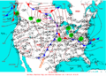 2004-06-12 Surface Weather Map NOAA.png