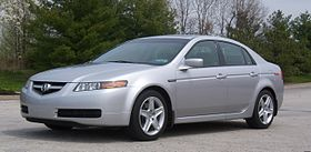 acura tl wikipedia. Black Bedroom Furniture Sets. Home Design Ideas
