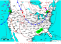 2007-07-15 Surface Weather Map NOAA.png