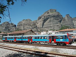 English: Hellenic Railways Organization: MAN/H...