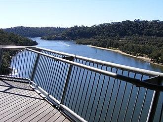 Woronora River - Image: 2007 0810klklk 0011
