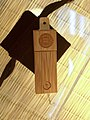2008 YODEX Wow Taiwan Design Award Bamboo USB Driver.jpg