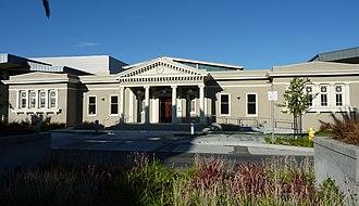 Milpitas Grammar School - The original school building.