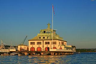 Christiania RK Norwegian rowing club