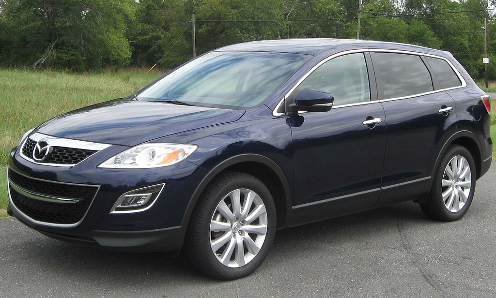 Mazda Cx  Touring Tire Size