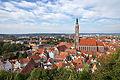 2012-10-06 Landshut 056 Altstadt, St. Martin (8062330913).jpg