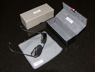 Thom Browne - Thom Browne Sunglasses from his eyewear collection.