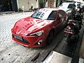 2013 Toyota 86, West Surabaya.jpg