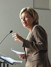 julia klckner bei einem vortrag 2014 - Julia Klockner Lebenslauf