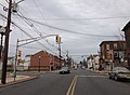 2014-12-28 12 15 56 View north along Pennington Avenue (New Jersey Route 31) at Willow Street in Trenton, New Jersey.JPG