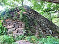 2014 Fort Tryon Park tour Billings stable foundation corner.jpg