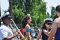 2014 Fremont Solstice parade - Brass Band Mission 03 (14507783364).jpg
