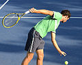 2014 US Open (Tennis) - Qualifying Rounds - James Ward (14849145048).jpg