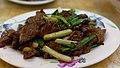 20150217 潮州牛肉福 10 蔥爆牛肉 (16623579481).jpg