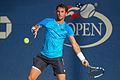 2015 US Open Tennis - Qualies - Jose Hernandez-Fernandez (DOM) def. Jonathan Eysseric (FRA) (20344584484).jpg