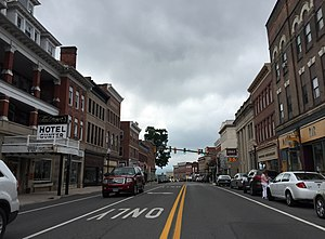 Frostburg, Maryland - Main Street