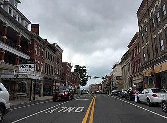 Frostburg, Maryland - Main Street
