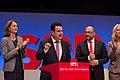 2017-06-25 SPD Bundesparteitag Gruppenaufnahme by Olaf Kosinsky-14.jpg