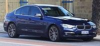 2017 BMW 340i (F30 LCI) Luxury Line sedan (2018-07-30) 01.jpg