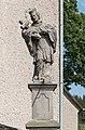 2017 Rzeźba św. Jana Nepomuena w Mostowicach 1.jpg