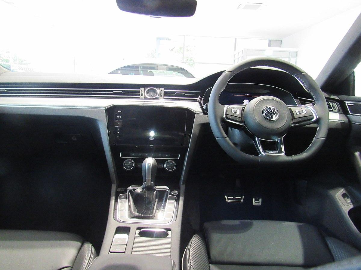 Volkswagen Arteon - Wikipedia