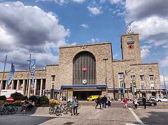Stuttgart Hauptbahnhof - Station building (2018)