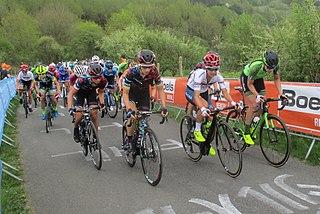 2018 Liège–Bastogne–Liège (womens race) cycling race