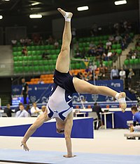 Cartwheel Gymnastics Wikipedia