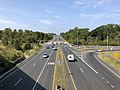 2019-09-08 10 53 12 View south along U.S. Route 29 (Lee Highway) from the overpass for Interstate 66 in Centreville, Fairfax County, Virginia.jpg