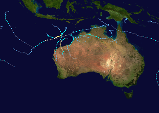 2019–20 Australian region cyclone season The 2019–20 Australian region cyclone season is the period of the year when most tropical cyclones form in the southern Indian and Pacific Oceans, between 90°E and 160°E. The season will officially run from 1 November 2019 to 30 April 2020.